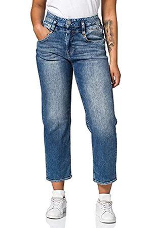Herrlicher Damen Pitch HI Tap Recycled Denim Jeans