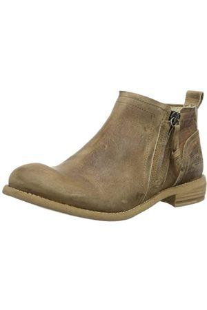 Yellow Cab Dakota W Y26039, Damen Biker Boots, (Sand)