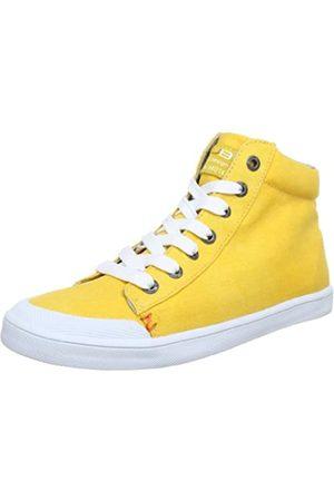 Hub Damen Jersey-W C Low-top, (Yellowish/wht 29)