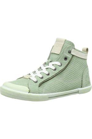 Yellow Cab Reggie W Y25077 Damen Sneaker, (Green)