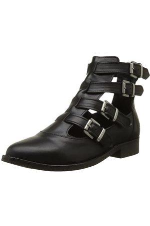 Bronx BX 701 44002-A Damen Stiefel, (Black 01)