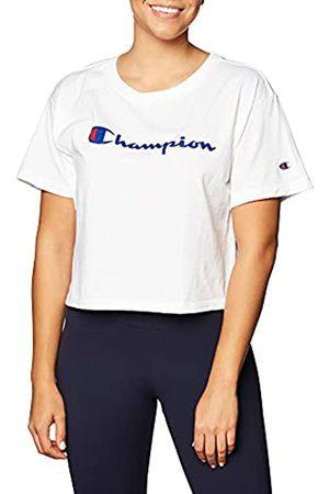 Champion Damen The Cropped Tee T-Shirt