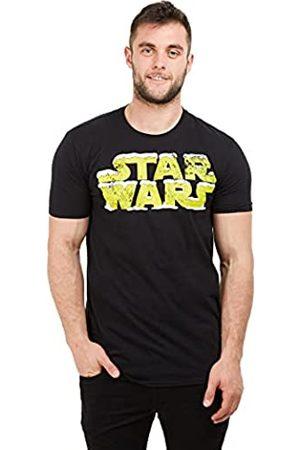 Star Wars Herren Snow Logo T-Shirt
