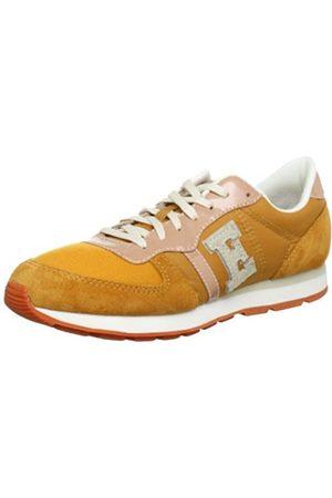 Esprit Kivu-e Vernice P13155, Damen Sneaker, (pumpkin yellow 756)
