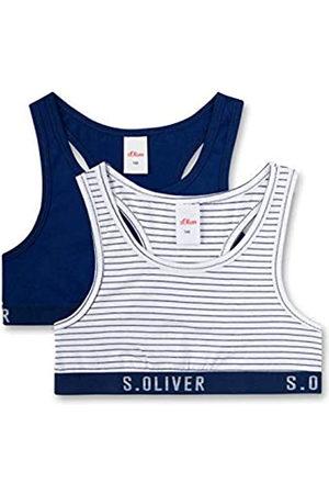 s.Oliver Mädchen Doppelpack Bustier
