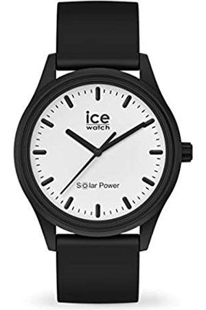Ice-Watch ICE solar power Moon -e Herren/Unisexuhr mit Silikonarmband - 017763 (Medium)