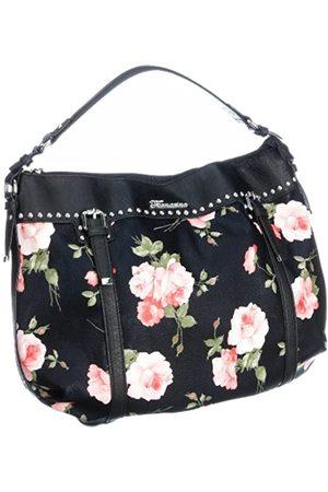 Fornarina Bags DOROTEA B613PS35, Damen, Schultertaschen, (BLACK)