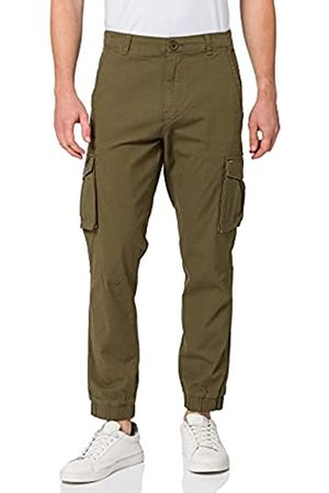 Only & Sons ONLY&SONS Herren ONSMIKE Life Cargo RIBSTOP PK 9486 Hose, Olive Night