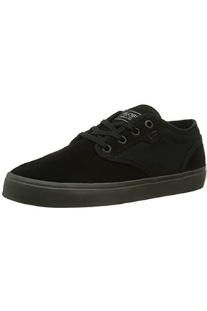 Globe Damen Schuhe - Motley GBMOTLEY, Unisex - Erwachsene, Sportschuhe - Skateboarding, (black/dark gum 10083)