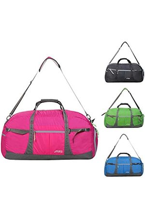 CRAZY STONE 50 l Rucksack, Reisetasche, faltbar, leicht und wasserabweisend, Unisex Sporttasche für Fitnessstudio, Fußball