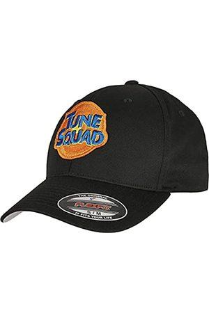 Mister Tee Unisex Tune Squad Logo Flexfit Baseballkappe, Black