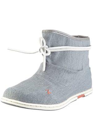 Hub Damen Schuhe - Queen-17 Cs blueish/wht 511117430, Damen, Sneaker, (blueish/wht)