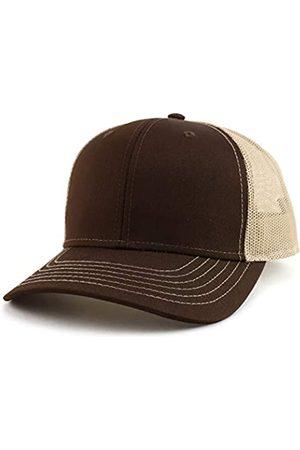 Armycrew Trucker-Baseballkappe, Oversize, XXL, niedriges Profil, zweifarbig, Netzrücken