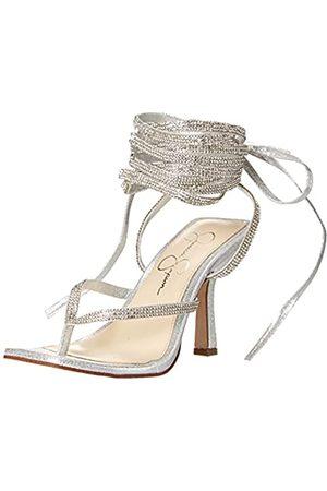 Jessica Simpson Damen Kelsa2 Wrap Around Sandale mit Absatz