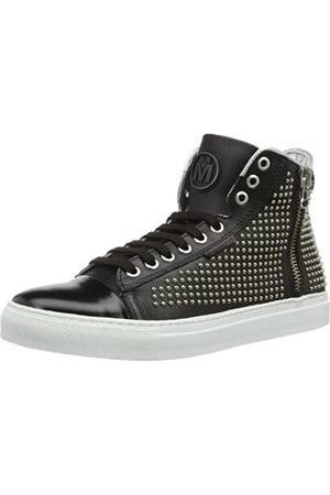 Michalsky Urban Nomad III High Armour 1415327 Unisex-Erwachsene Sneaker, (Black 100)