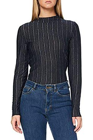 Cream Damen Samantha Turtle Neck T-Shirt