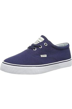 Esprit Nic Lace UP 024EKKW010, Jungen Sneaker, (navy 415)