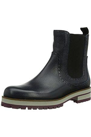 Pollini Damen Adua Chelsea Boots, (Tirreno Blue / 758)