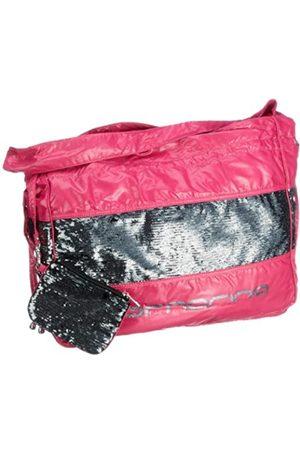 Fornarina Damen Shopper - Bags JUDITH B614N180, Damen, Shopper, Pink (FUCHSIA)