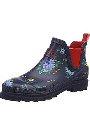 Regatta Damen Gummistiefel - Damen Lady Harper Welly Rain Boot, Navy/RebelRd