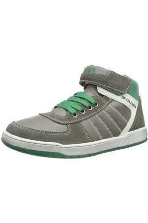 s.Oliver Casual 5-5-45218-22 Jungen Sneaker, (Grey Comb 202)