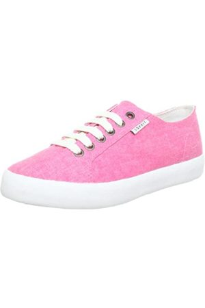 Esprit Sophia Hi Lace Up R13100, Damen Sneaker, Pink (beach pinky 663)