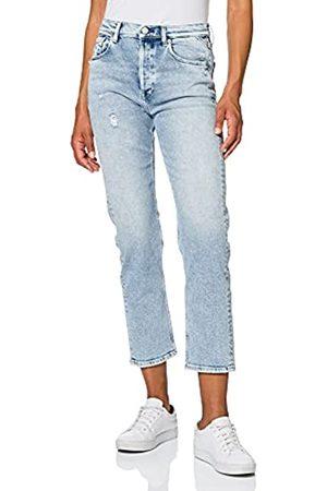 Replay Damen Cropped - Damen LEONY Jeans