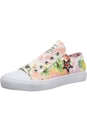 Esprit Mädchen Schuhe - Conny Beach Low 024EKKW020, Mädchen Sneaker, Pink (macaron rose 620)