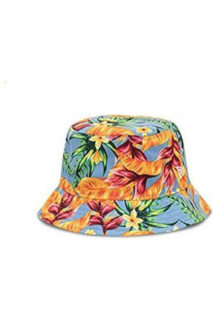 New Era Unisex Ne All Over Floral Bucket Sky Kappe