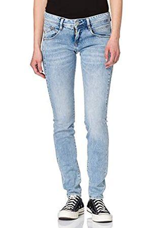 Herrlicher Damen Gila Slim Cashmere Touch Denim Jeans