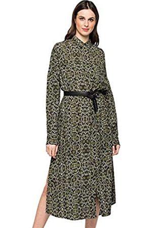 Replay Damen W9622 .000.72122 Lässiges Kleid