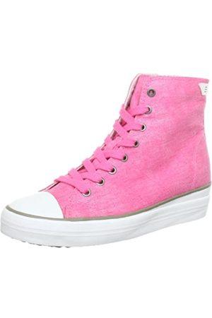 Esprit Silvy Wedge Bootie R13125, Damen Sneaker, Pink (beach pinky 663)