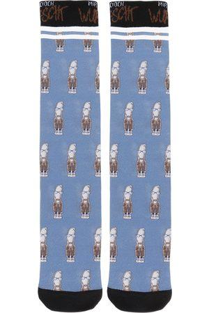 hangOwear Trachtensocken, (1 Paar), mit Trachtenmotiv