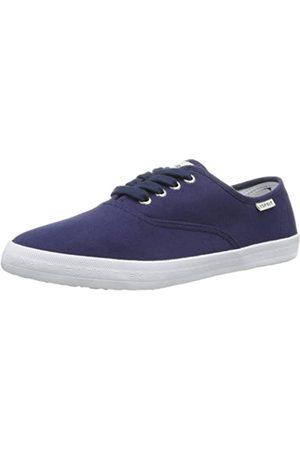 ESPRIT Nita Solid Lu 024EKKW006, Jungen Sneaker, (navy 415)