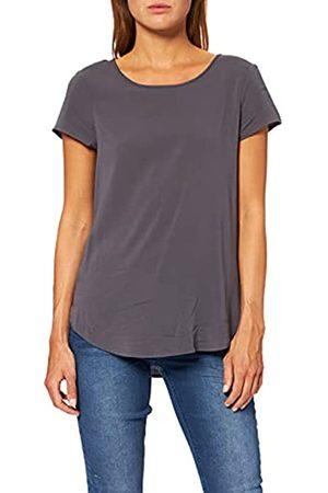 VERO MODA Damen VMBECCA Plain SS TOP GA NOOS T-Shirt