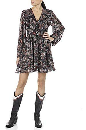 Replay Damen W9624 .000.72154 Kleid