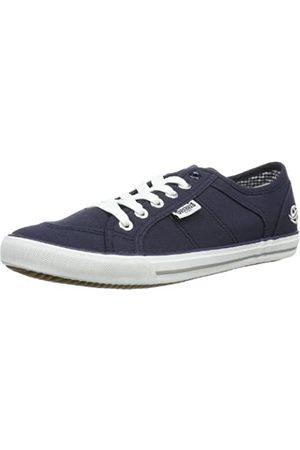 Dockers by Gerli 346011-323300 Damen Sneaker, (navy)