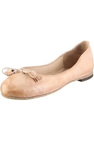 Pantofola d'Oro Pantofola D´ORO Ballerina LACCIO BL05S-D, Damen, Ballerinas, Elfenbein (Almond 339)