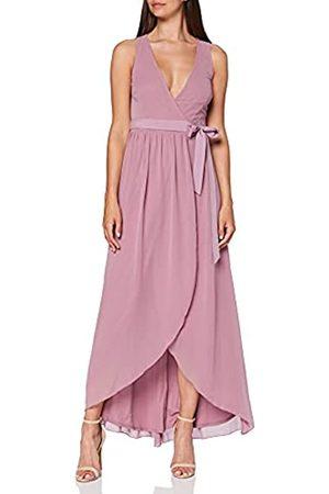 Little Mistress Damen Phoebe Maxi Wrap Dress cocktailkleid
