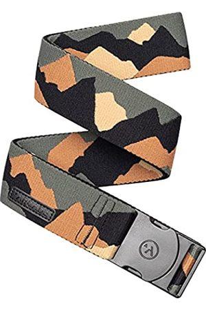 Arcade Belts Ranger Web Belt One Size Ivy Green Peaks Camo