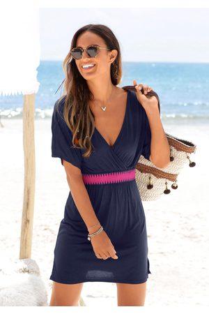 Lascana Strandkleid, mit Gummi in der Taille