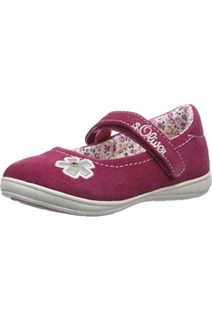 s.Oliver Casual 5-5-32626-22 Mädchen Ballerinas, Pink (Fuxia 532)