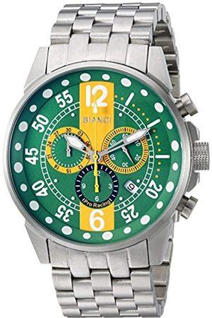 ROBERTO BIANCI WATCHES Herren analog Quarz Uhr mit Edelstahl Armband RB70982