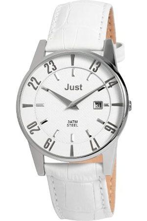 Just Watches Just Herrenarmbanduhr Quarz 48-S3305A-WH