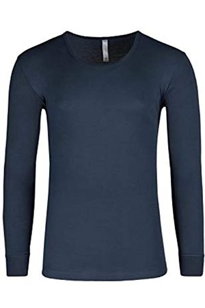 HUBER Herren Longsleeves - Herren Shirt Langarm Unterhemd