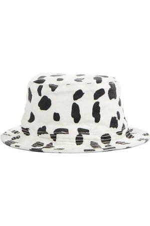 Stella McCartney Bedruckter Hut aus Cord
