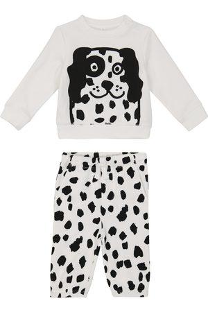 Stella McCartney Baby Outfit Sets - Baby Set aus Sweatshirt und Hose
