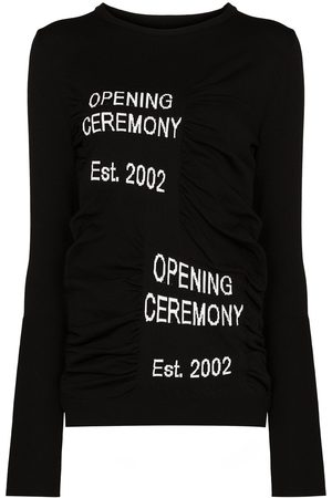 Opening Ceremony Pullover mit Logo