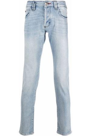 Philipp Plein Herren Skinny - Skinny-cut denim jeans