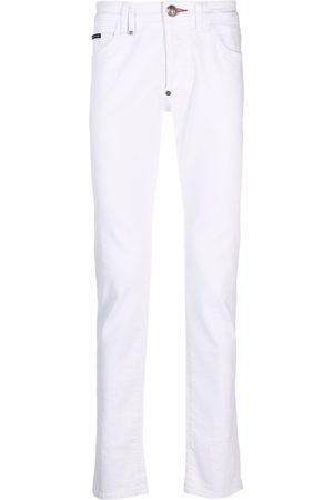 Philipp Plein Herren Straight - Super straight cut jeans